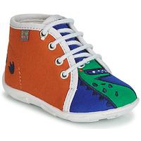 Pantofi Băieți Papuci de casă GBB MARCCO Portocaliu / Albastru