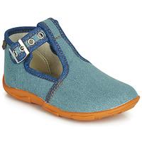 Pantofi Băieți Papuci de casă GBB SAPPO Albastru