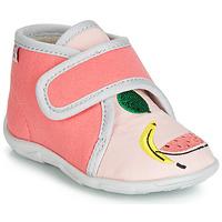 Pantofi Fete Papuci de casă GBB MASSINA Roz