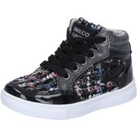 Pantofi Fete Pantofi sport stil gheata Enrico Coveri Adidași BX822 Negru