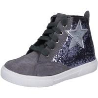 Pantofi Fete Pantofi sport stil gheata Enrico Coveri Adidași BX839 Gri