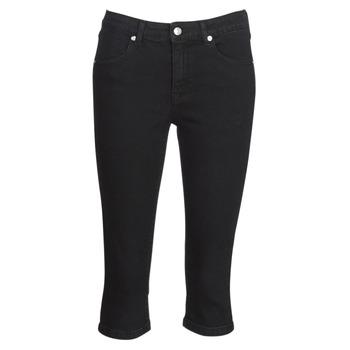 Îmbracaminte Femei Pantaloni trei sferturi Yurban JATARA Negru