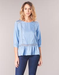 Îmbracaminte Femei Topuri și Bluze Betty London KOCLE Albastru