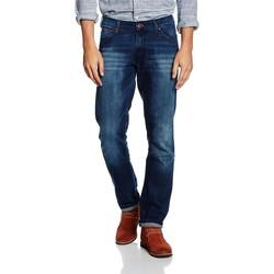 Îmbracaminte Bărbați Jeans slim Wrangler Larston Blaze W18S8282T navy
