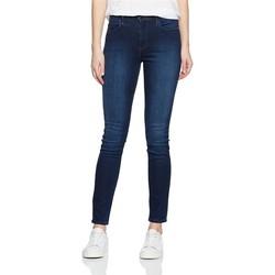 Îmbracaminte Femei Jeans skinny Wrangler High Rise Skinny Subtle Blue W27HX786N navy