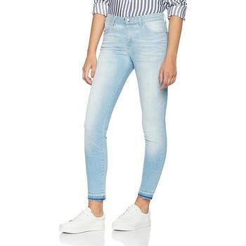 Îmbracaminte Femei Jeans skinny Wrangler Skinny Sunkissed W28KLE86K blue