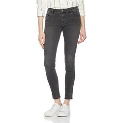 Îmbracaminte Femei Jeans skinny Wrangler Skinny Ash W28KLX86O grey