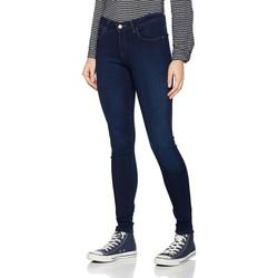 Îmbracaminte Femei Jeans skinny Wrangler Super Skinny True Beauty W29JBV94Z navy