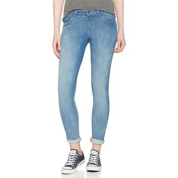 Îmbracaminte Bărbați Jeans skinny Wrangler Super Skinny W29JPV86B blue