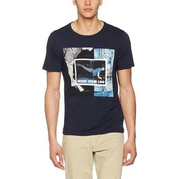 Îmbracaminte Bărbați Tricouri mânecă scurtă Producent Niezdefiniowany Lee® Photo Tee 60QEPS blue