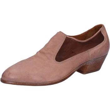 Pantofi Femei Botine Moma BX980 Bej