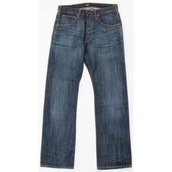 Îmbracaminte Bărbați Jeans drepti Lee JOEY 719CRSD blue