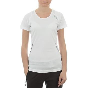 Îmbracaminte Femei Tricouri mânecă scurtă Dare 2b T-shirt  Acquire T DWT080-900 white