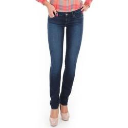 Îmbracaminte Femei Jeans skinny Wrangler Jeansy  Skyline W26FX754R blue
