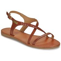 Pantofi Femei Sandale și Sandale cu talpă  joasă Les Tropéziennes par M Belarbi HANANO Tan