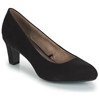 Pantofi Femei Pantofi cu toc Tamaris LETICIA Negru