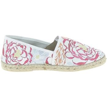 Pantofi Femei Espadrile La Maison De L'espadrille Camelia Blanc Alb