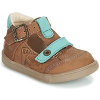 Încăltăminte Băieți Sandale și Sandale cu talpă  joasă GBB AREZO Maro / Albastru