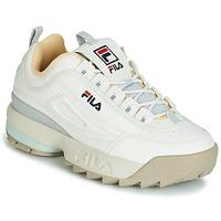 Pantofi Femei Pantofi sport Casual Fila DISRUPTOR CB LOW WMN Alb / Gri