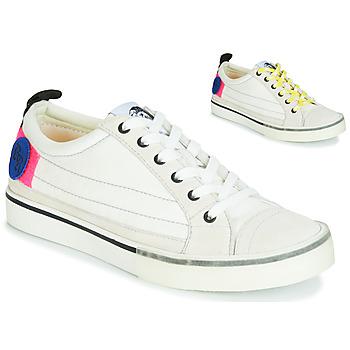 Pantofi Femei Pantofi sport Casual Diesel D-VELOWS LOW PATCH W Alb