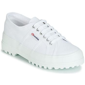 Pantofi Femei Pantofi sport Casual Superga 2555 COTU Alb
