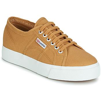Pantofi Femei Pantofi sport Casual Superga 2730 COTU Bej
