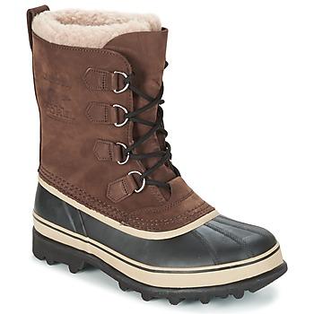Pantofi Bărbați Cizme de zapadă Sorel CARIBOU Maro