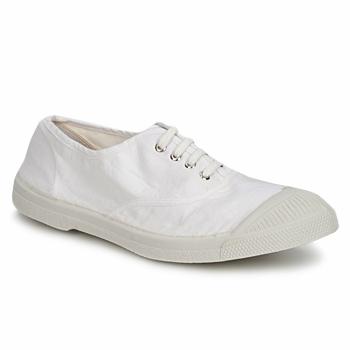 Pantofi Femei Pantofi sport Casual Bensimon TENNIS LACET Alb