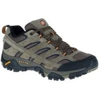 Pantofi Bărbați Drumetie și trekking Merrell Moab 2 Ventilator Gri
