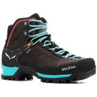 Pantofi Femei Drumetie și trekking Salewa WS MTN Trainer MID GTX 63459 0674 grey