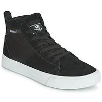 Pantofi Pantofi sport stil gheata Supra STACKS MID Negru