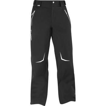 Îmbracaminte Bărbați Pantaloni  Salomon S-LINE PANT M BLACK 120632 black
