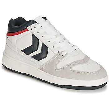 Încăltăminte Pantofi sport Casual Hummel MINNEAPOLIS Alb