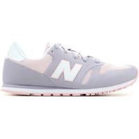 Pantofi Copii Sandale  Producent Niezdefiniowany New Balance KD373P1Y purple