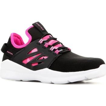 Pantofi Copii Pantofi sport Casual Producent Niezdefiniowany Skechers Street Squad 81990L-BKHP
