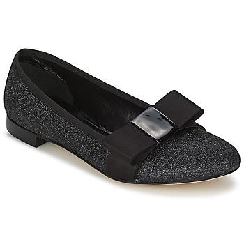 Pantofi Femei Balerin și Balerini cu curea Sonia Rykiel 688113 Negru
