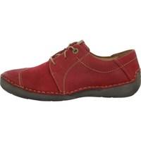 Pantofi Femei Pantofi sport Casual Josef Seibel Fergey 20 Roșii,Culoare de vișină
