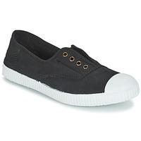Pantofi Pantofi sport Casual Victoria INGLESA ELASTICO TINTADA Negru