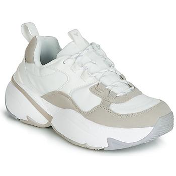 Pantofi Femei Pantofi sport Casual Victoria AIRE NYLON/SERRAJE PU Alb