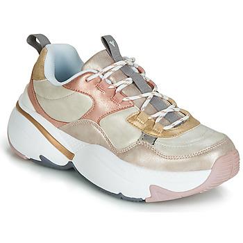 Încăltăminte Femei Pantofi sport Casual Victoria AIRE METALICO NACAR Bej