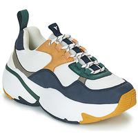 Încăltăminte Femei Pantofi sport Casual Victoria SNEAKER MALLA/MULTIMATERIAL Alb / Bleumarin