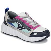 Pantofi Femei Pantofi sport Casual Victoria ARISTA MULTICOLOR Alb / Roz