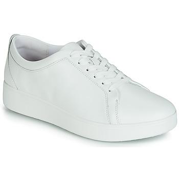 Pantofi Femei Pantofi sport Casual FitFlop RALLY SNEAKER Alb