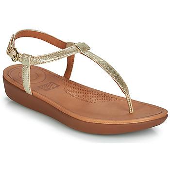 Pantofi Femei Sandale  FitFlop TIA Auriu