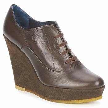Pantofi Femei Botine Castaner FUSTA Maro