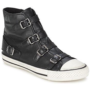 Pantofi Femei Pantofi sport stil gheata Ash VIRGIN Negru