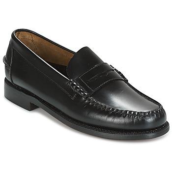 Pantofi Bărbați Mocasini Sebago CLASSIC Negru