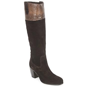 Pantofi Femei Cizme casual C.Doux ENZO BOT Maro