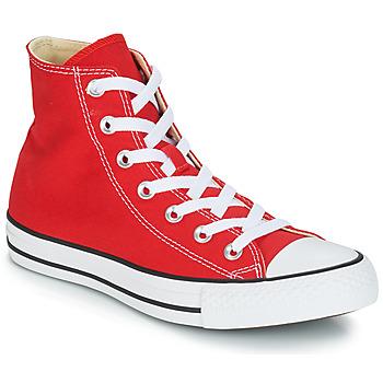 Încăltăminte Pantofi sport stil gheata Converse CHUCK TAYLOR ALL STAR CORE HI Roșu