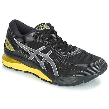 Pantofi Bărbați Trail și running Asics GEL-NIMBUS 21 Negru / Galben